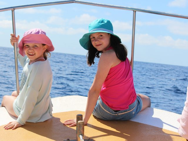 Elli und Mai Sommerhut Sonnenhüte UV-Schutz